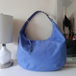 Rebecca Minkoff Bailey Tassel Hobo Bag Blue